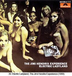 electric ladyland album - Google Search