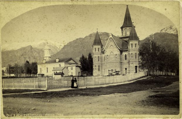 Mobile App - Provo Tabernacle - 1