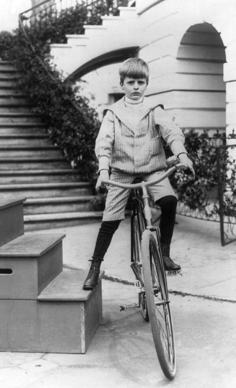 Archie Roosevelt - Son of Theodore Roosevelt - Roosevelt Almanac