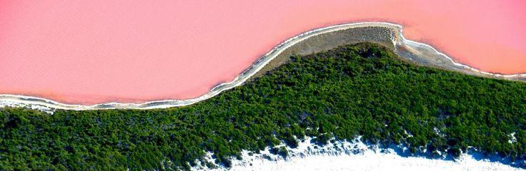 Pink Lake WA http://www.australia.com/en/places/wa/pink-lake.html