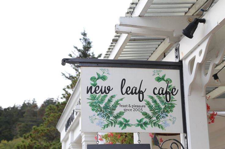 New Leaf Cafe — Finding the Extraordinary in the Ordinary