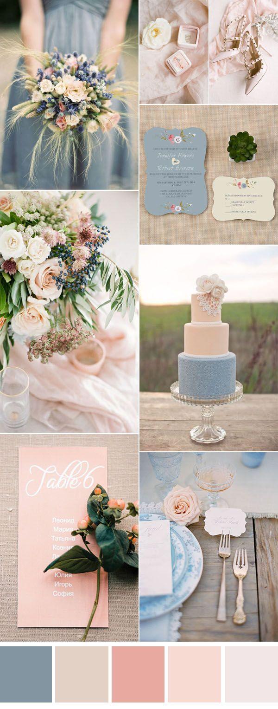 450 best Spring: Wedding Color Schemes images on Pinterest ...