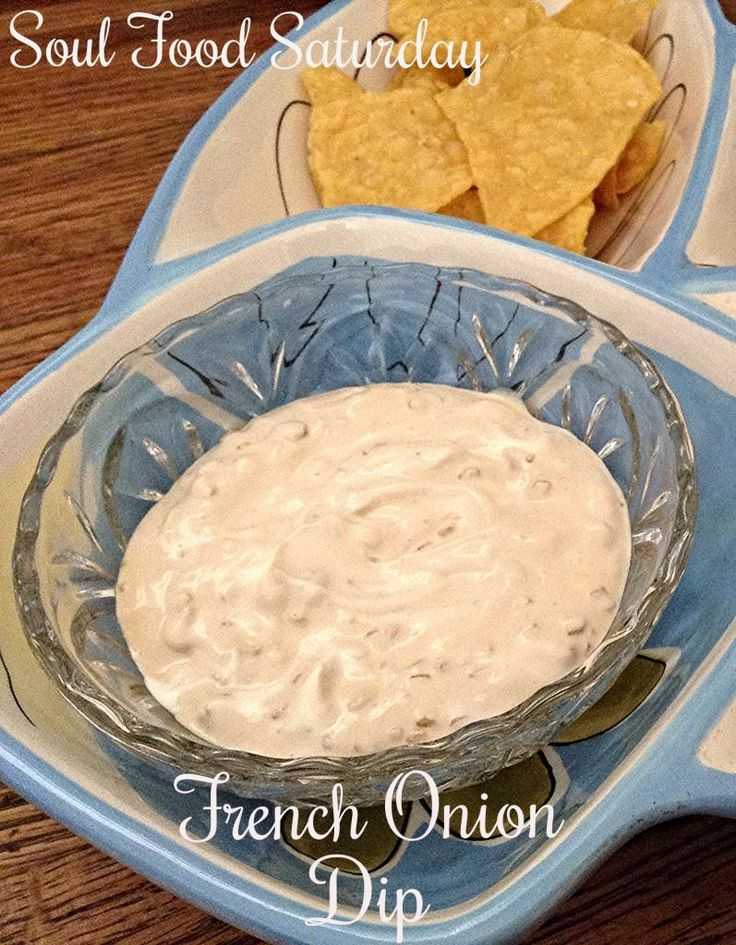 Everyday Mom's Meals: Made-It-At-Home French Onion Dip