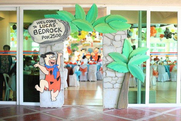 Flintstones Boy   Philippines Children's Party Blog