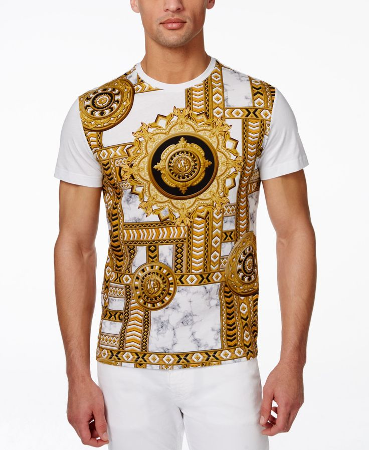 Versace Men's Signature Versace T-Shirt