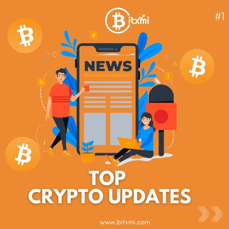 Top Crypto Updates #crypto #cryptonews #cryptoexchange #bitcoin #bitcoinnews #bitcoinexchange #cryptocurrency #cryptocurrencyexchange #cryptocurrencynews #blockchain #blockchainnews #forextrading #forex #financialfreedom #bitxmiexchange #btc #forextrading #forextradingtips #btctrading #btctradingtips #passiveincome #financialfreedom #fiat #money #investment #ethereum #ripple #erc20 #bitxmi #bitxmiexchange #binance #dogecoin #erc