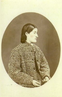 Mary Anne Nevin sister of Thomas Nevin 1870s
