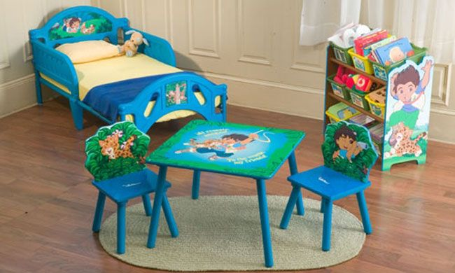 17 best images about bedroom ideas on pinterest room for Go diego go bedding