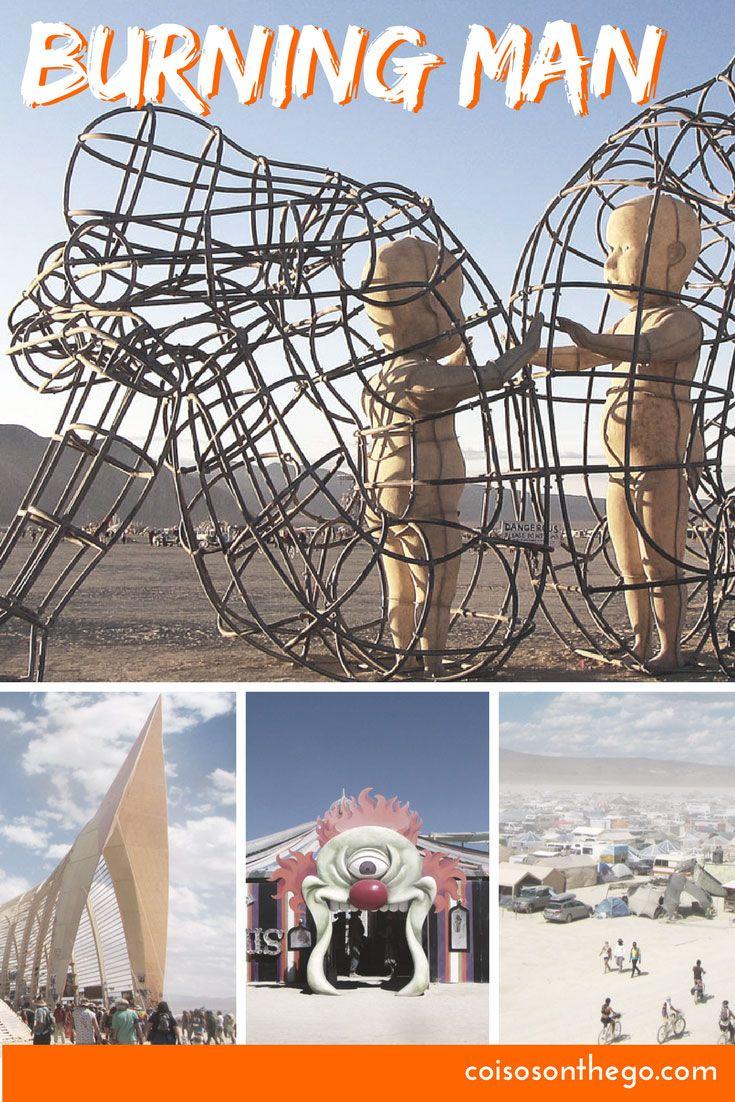 O Burning Man não é apenas um festival, é uma experiência diferente e incrível no deserto norte americano! Quer dicas sobre o Burning Man? Veja o post e saiba mais das esculturas, como acampar, o que levar, onde fica e muito mais!