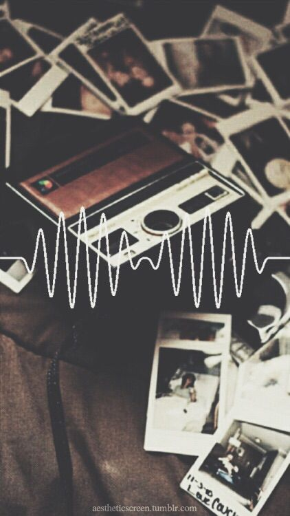 Artic Monkeys iPhone wallpaper                              …