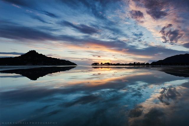 Tairua Dawn Reflections
