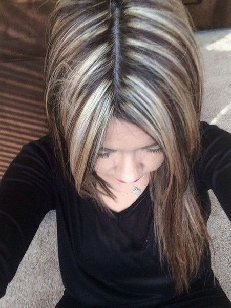 Highlights And Lowlights Brown Hair Color Highlights