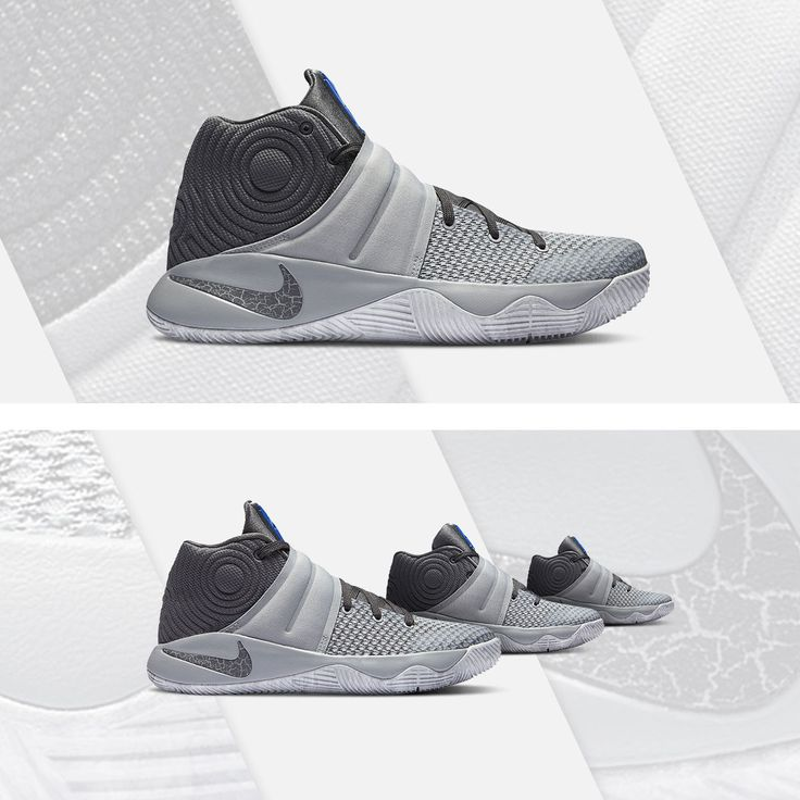 For the leader of the pack: Nike Kyrie 2 'Wolf Grey' is here.