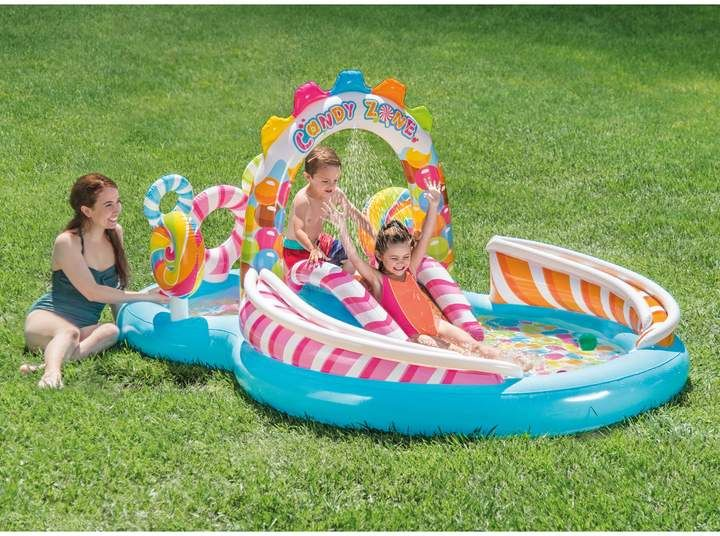Intex Intex Candy Zone Splash Pool Activity Center Sponsored