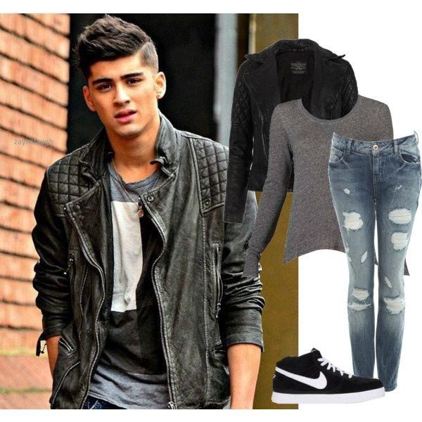 Zayn Malik inspired outfit | ~ I N S P I R E D O U T F I T ...