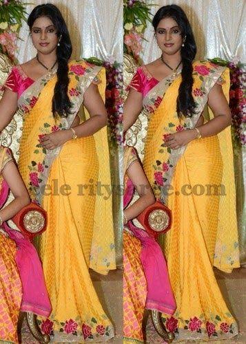 Jayavani Brocade Silk Saree