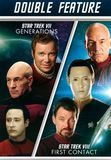 Star Trek Generations/Star Trek: First Contact [2 Discs] [DVD]
