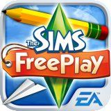 FREE game: The Sims Freeplay for Kindle Tablet Edition