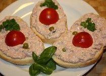Salát na chlebíčky