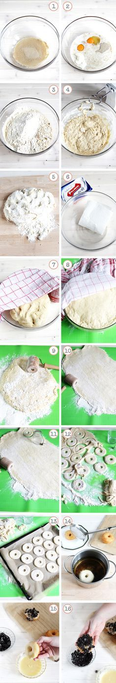 Tutorial how to make Donuts from Scratch
