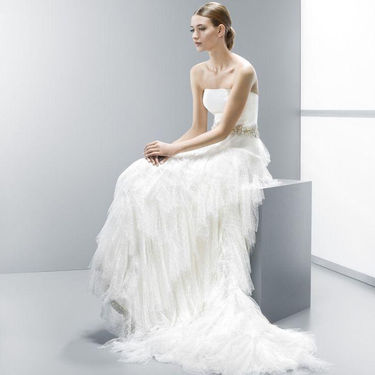 575 best Wedding dresses images on Pinterest | Bridal gowns ...