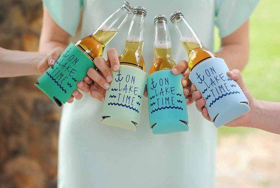 Können Sie am See Zeit nautische Bier von yourethatgirldesigns
