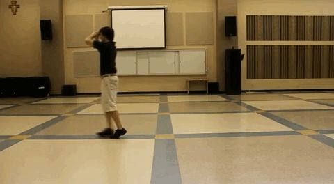 You can walk like this | 16 Reasons Why Band Geeks Rule