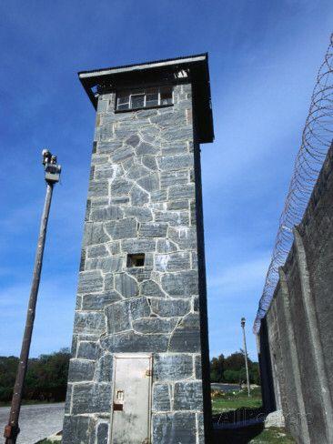 Watch tower,