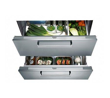 Hotpoint lade koelkast. Ideaal in te delen.