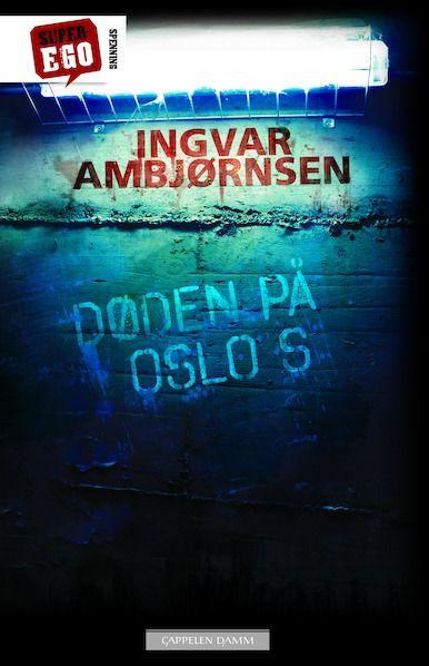"""Tidenes norske ungdomsbøker har blitt kåret! Ingvar Ambjørnsens """"Døden på Oslo S"""" kom på andre plass. Boka vant også Publikumsprisen i denne kåringen. Vi gratulerer!"""