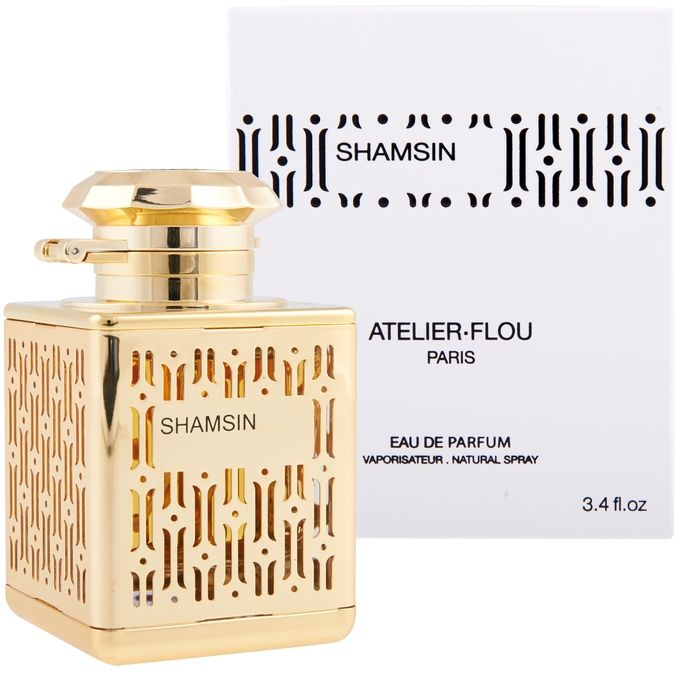 Shamsin   #AtelierFlou #imagineparfum