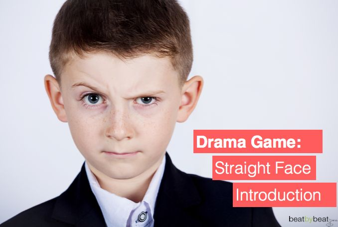 A quick, simple theatre game warm-up to help kids practice staying in character - even when saying something totally ridiculous.