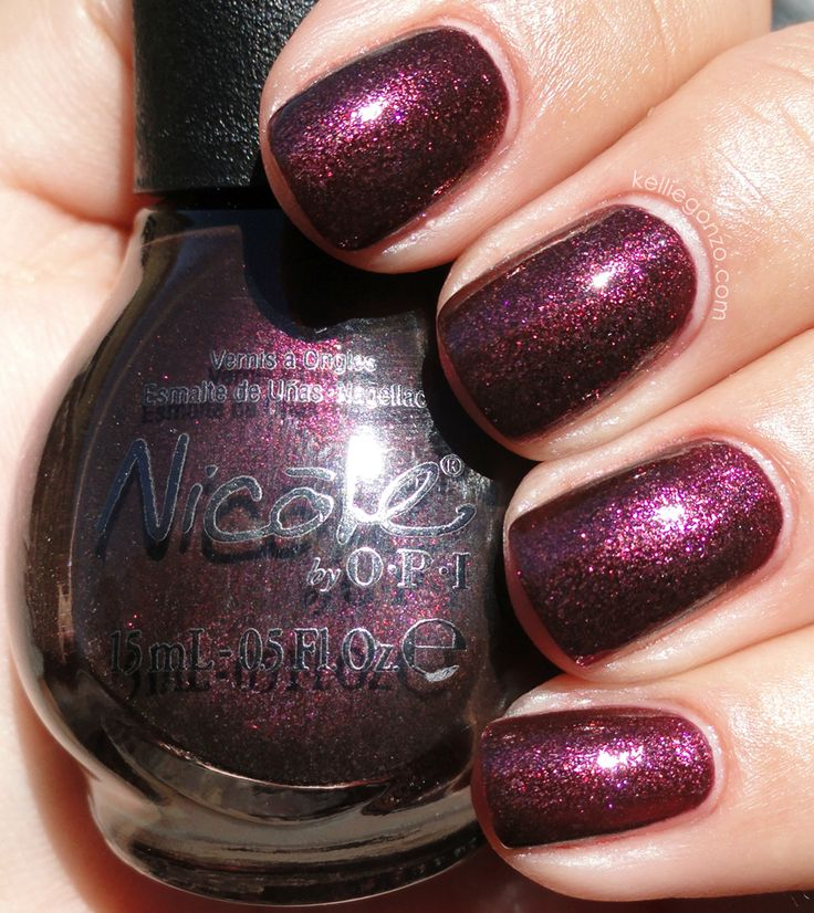 The 15 best Nail Polish Stash- Nicole by OPI images on Pinterest ...