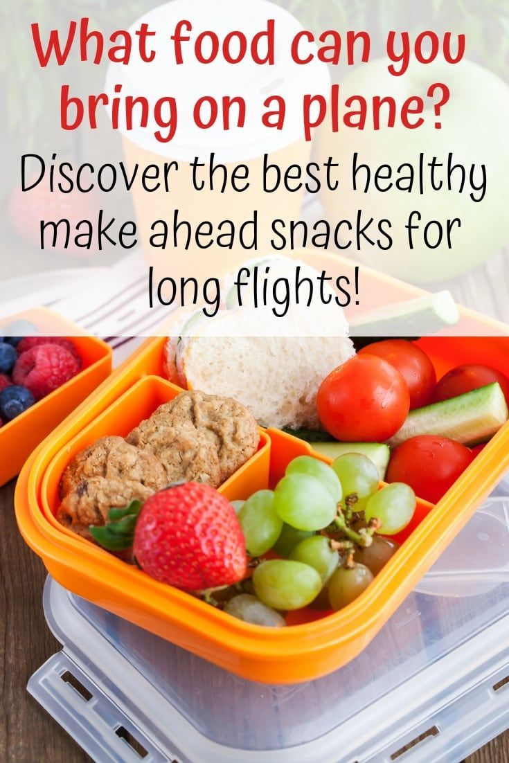 The Best Travel Snacks For Airplanes That Can Make It Past Tsa Healthy Travel Snacks Healthy Travel Food Airplane Food