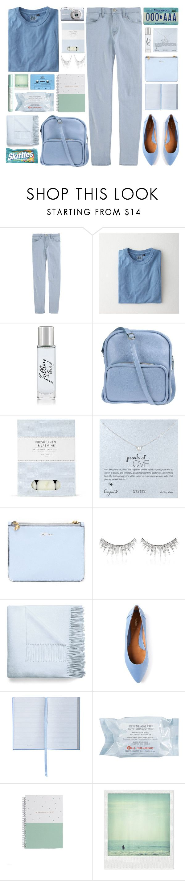 """Untitled #21"" by junotsalis ❤ liked on Polyvore featuring J Brand, CASSETTE, Jungmaven, philosophy, Jil Sander Navy, Casio, Laura Ashley, Dogeared, Alexander McQueen and shu uemura"
