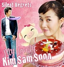 My Lovely Samsoon...reading subtitles off this Korean novela makes for a great sleep aide & the plot makes for a good laugh
