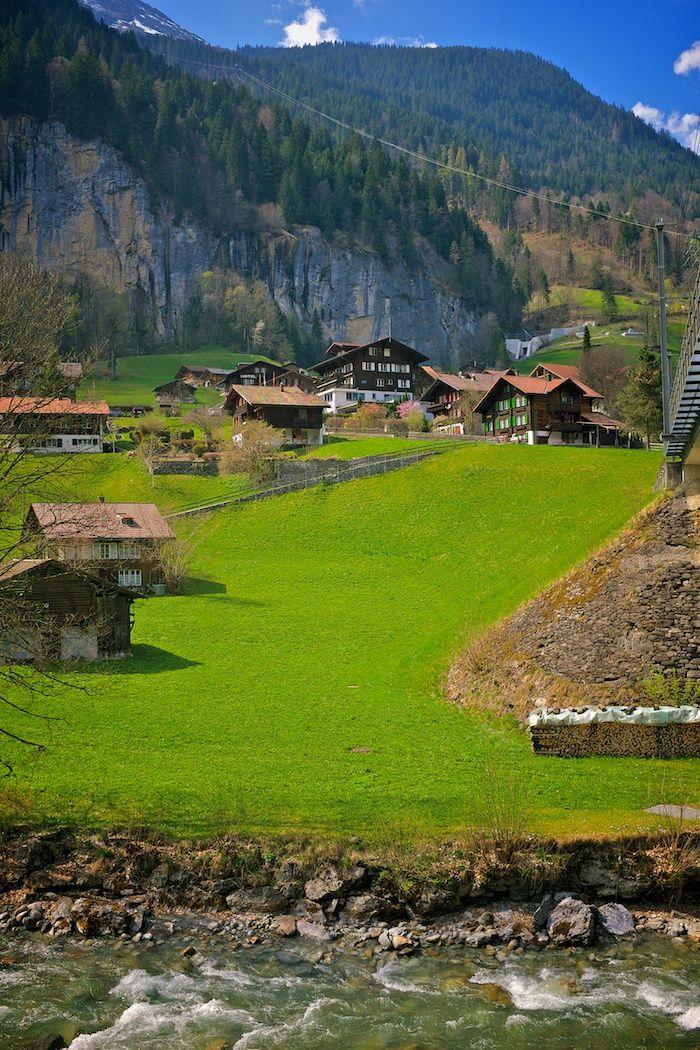 Lauterbrunnen Berner Oberland                                                                                                                                                      More