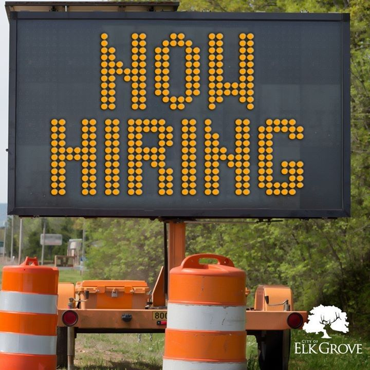 The City Of Elk Grove Has Openings For Engineering Technician I Ii And Senior Engineering Technician In The Public Works Technician Join Our Team How To Apply
