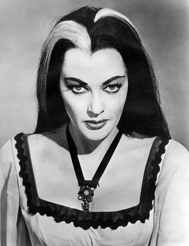 Actress Yvonne De Carlo starred in numerous films from the 1940s through the 1990s. Description from pinterest.com. I searched for this on bing.com/images