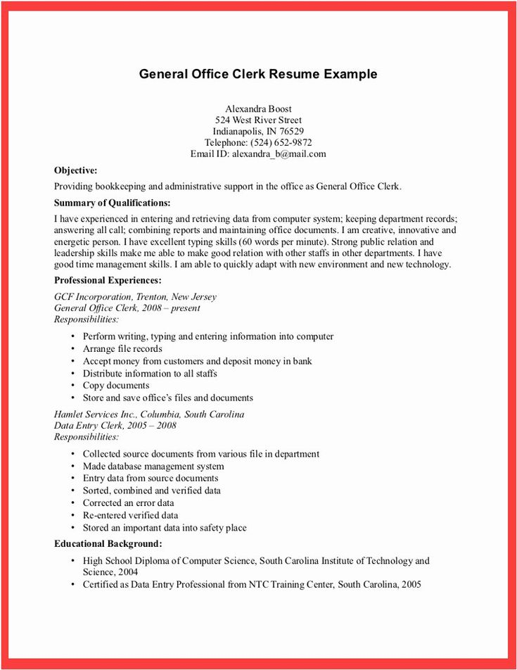 30 shipping and receiving clerk resume resume examples
