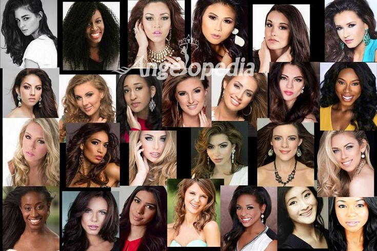Introducing the contestants of Miss US International 2016