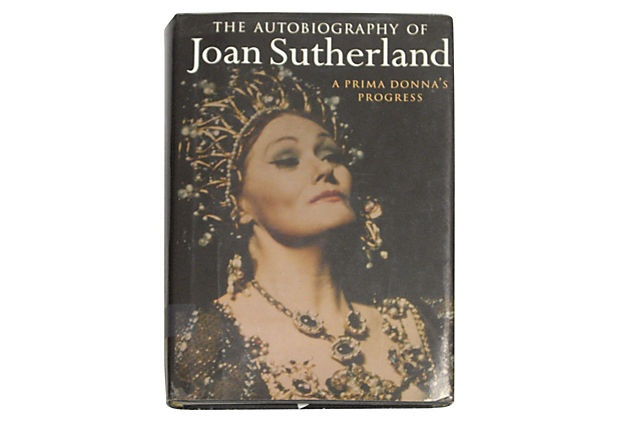 The Autobiography of Joan Sutherland on OneKingsLane.com