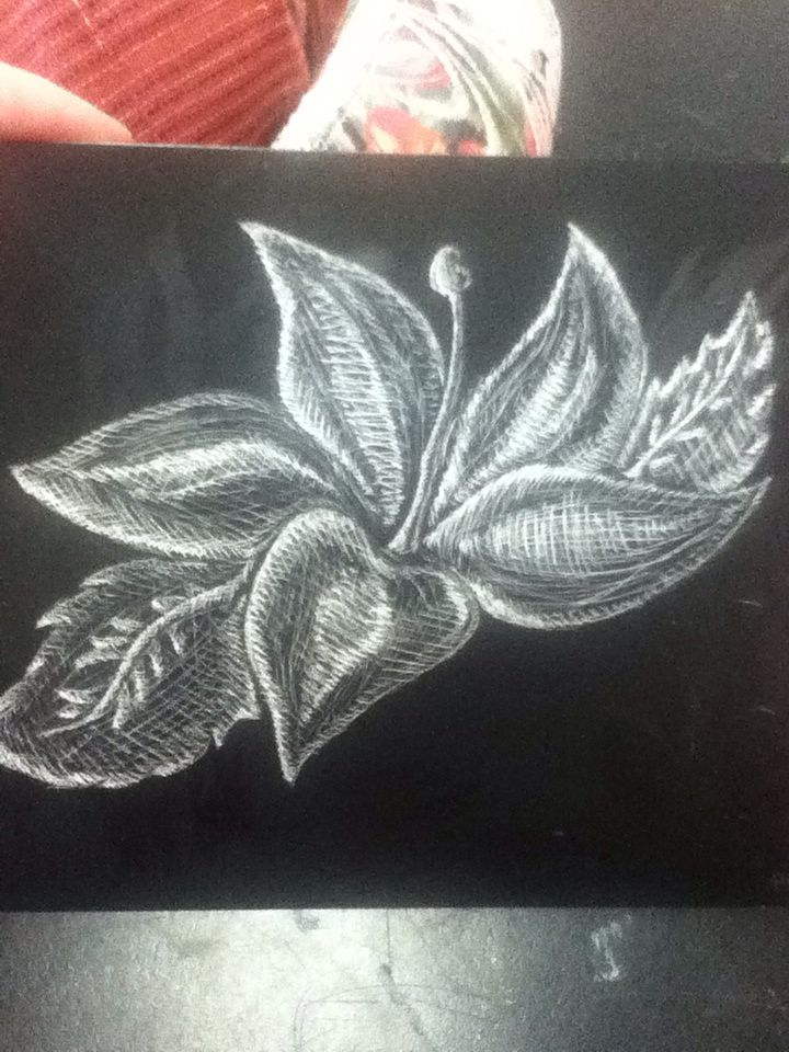 Yay scratch art :)