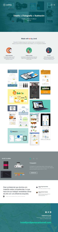 80 best PORTFOLIO WEB DESIGN images on Pinterest | Website designs ...