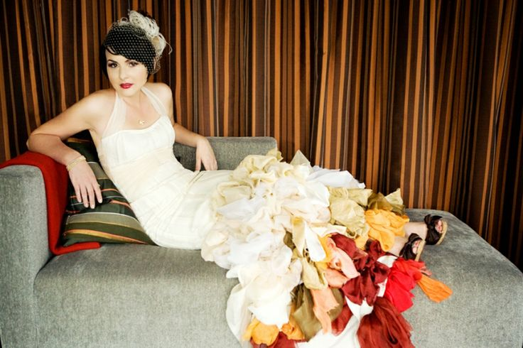 Beautiful bride & amazing wedding gown, Inn at Laurel Point Victoria BC - Angela & Evan Photography