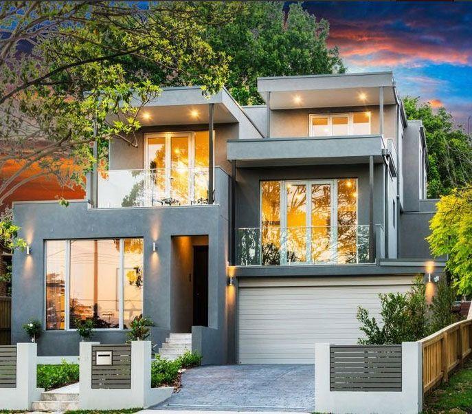 Beautiful Bungalow Designs: 1000+ Ideas About Duplex House Design On Pinterest