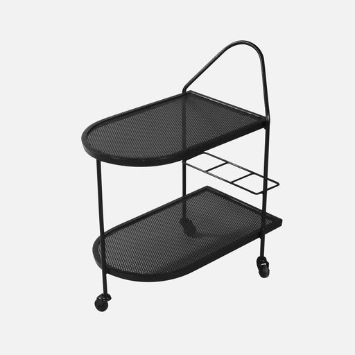 Attributed to Mathieu Matégot, Bar Cart, 1950s on Paddle8
