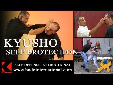 Kyusho Self Protection Instructional - YouTube