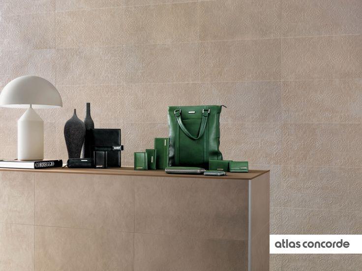 #EVOLVE suede | #Brocade | #AtlasConcorde | #Tiles | #Ceramic | #PorcelainTiles
