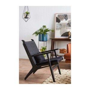 Holland Armchair (Black)